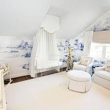 gray ornate nursery mirror design ideas