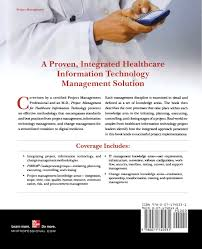 project management for healthcare information technology scott