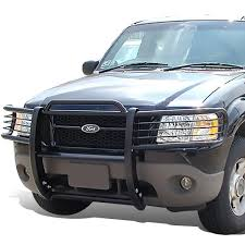 Ford Explorer Grill Guard - 01 ford explorer 97 01 mercury mountaineer front bumper