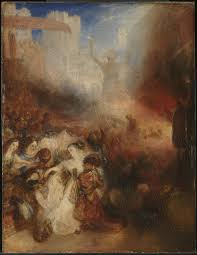 shadrach meshach and abednego in the burning fiery furnace