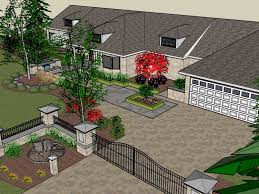 free landscape design software upload photo u2014 home landscapings