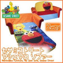Flip Open Sofa by Bbr Baby Rakuten Global Market Marshmallow 2 In 1 Flip Open