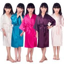 Robe De Chambre En Soie Femme by Demoiselle D U0026 39 Honneur Robes De Soie Achetez Des Lots à Petit