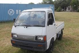 1992 subaru sambar 1992 daihatu hijet 4x4 lonestar mini trucks