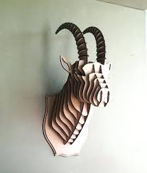 100 stags head home decor decorating for the holidays from