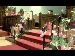 church decorations for easter easter church ideas