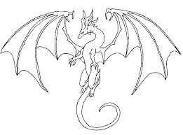 free dragon lineart dilotheseadragon120 deviantart