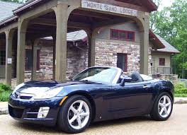 2007 09 saturn sky roadster redline turbo convertible evening