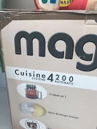 magimix cuisine 4200 magimix cuisine 4200 automatic in wimbledon gumtree