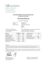 rtt company profile