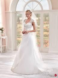 robe de mari e satin robe de mariée mademoiselle satin par mademoiselle amour