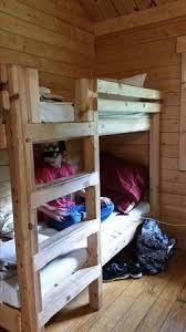 Two Bunk Beds There Are Two Bunk Beds In The Bedroom Which Is Directly