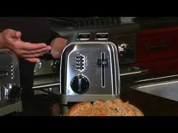 4 Slice Cuisinart Toaster Cuisinart Cpt 180 Metal Classic 4 Slice Toaster Brushed Stainless