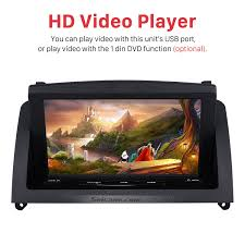8 inch android 4 4 2 radio for 2005 2012 mercedes benz c200 with