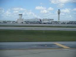 Miami International Airport Terminal Map by Orlando International Airport Wikipedia