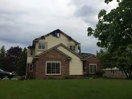 Neighbor Saw Flames On Roof In Fire That Damaged Novi Home Mlive Com
