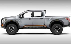 nissan titan warrior 2017 2018 nissan titan warrior side view car models 2017 u2013 2018