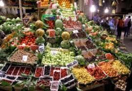 list of raw foods