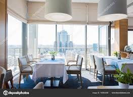 interior of luxury restaurant u2014 stock photo dimabaranow 162853294