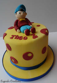 70 best noddy images on pinterest enid blyton childhood noddy birthday cake