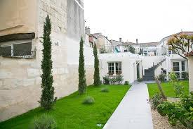 chambre d hotes à bordeaux entrée jardin vers les chambres photo de la villa bordeaux