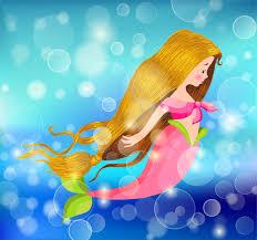 mermaid cartoon download free free vector download 14 666