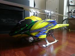 Goblin 700 Canopy by Post Your Goblin Pics Page 67 Helifreak