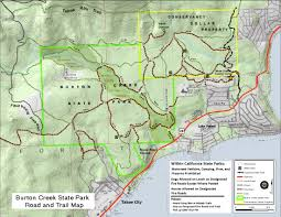 Squaw Trail Map Burton Creek Sp