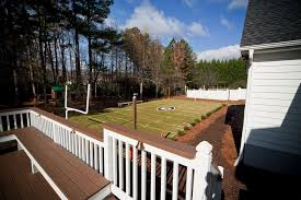 Football Field In Backyard Mini Field Of Dreams From Outdoor Advantage Extreme How To Blog