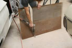 How To Fit Beading On Laminate Flooring On A Roll How To Use A Bead Roller To Make Patch Panels Street