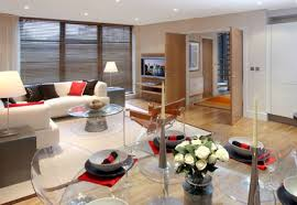 interior design for housing developments and show homes
