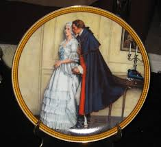 norman rockwell plate the issue in