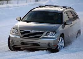 2006 chrysler pacifica review top speed