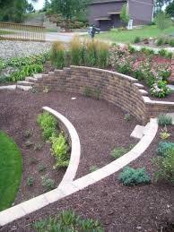 Retaining Wall Patio Green Lake Retaining Walls Patio And Firepit Signature Outdoor