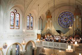 Most Pure Heart Of Mary Catholic Church The Holtkamp Organ St Vitus Church Cleveland Oh