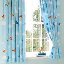 Dunelm Mill Nursery Curtains Jolly Blackout Pencil Pleat Curtains Dunelm