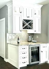 over refrigerator cabinet lowes wine rack cabinet healthrising co