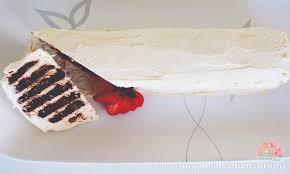 chocolate ripple cake treats pinterest christmas cooking