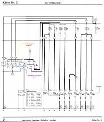 mexican vw beetle wiring diagram wiring diagrams