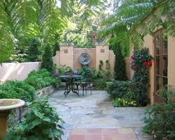 beautiful courtyard garden patio layout design courtyards