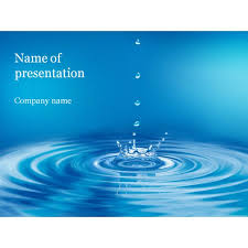 Water Powerpoint Templates by Free Powerpoint Presentation Templates Water Free Powerpoint