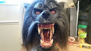 Werewolf Mask Prop Showcase Fully Animatronic Werewolf Mask