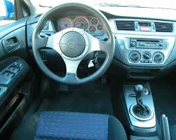 Mitsubishi Lancer 2014 Interior 2002 Mitsubishi Lancer Evolution Interior Pictures Cargurus