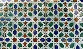 the alhambra and the alcazar spain eschermath