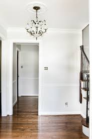 Foyer by Neutral Painted Foyer Update Bless U0027er House