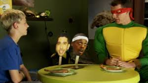 I Like Turtles Meme - web redemption i like turtles kid tosh 0 video clip comedy