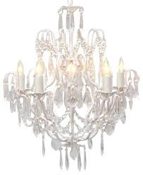 White Chandeliers Beautiful Traditional Chandeliers The Gallery Wrought Iron