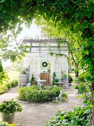 Garden Shed Greenhouse Plans A Dream Outdoor Summer House U0026 Gardening Shed Summer House