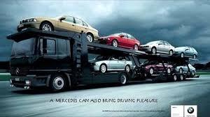 mercedes ads 2016 bmw vs audi commercial war youtube