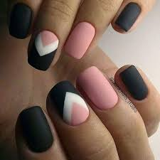 here comes one among the best nail art style concepts and simplest